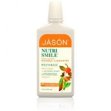 Apa de gura portocala menta Nutri Smile bio 473 ml