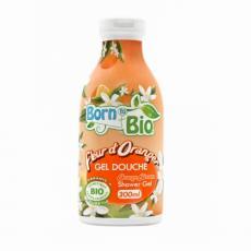Gel de dus floare de portocal bio 300 ml