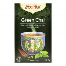Ceai verde bio 17 plicuri