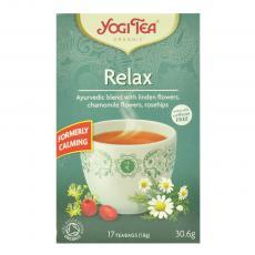 Ceai relax bio 17 plicuri