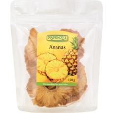Ananas deshidratat rondele bio 100 g