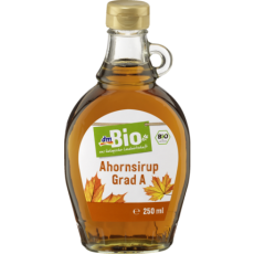 Sirop de artar bio categoria A 250 ml