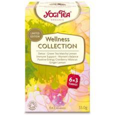 Ceai colectie wellness bio 18 plicuri