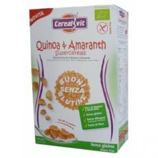 Cereale quinoa si amaranth fara gluten bio 375 g