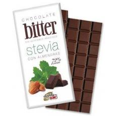 Ciocolata migdale si cacao 72% fara zahar bio 100g