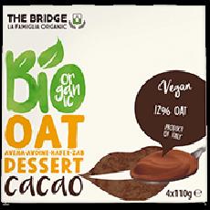 Budinca de ovaz cu cacao bio 4x110 g