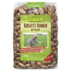 Fasole pestrita Borlotti bio 250 g