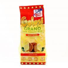 Biscuiti cu lamaie fara zahar bio 250 g