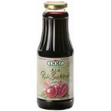 Suc de sfecla rosie bio 1L