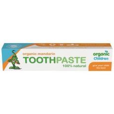 Pasta de dinti mandarine copii bio 50 ml