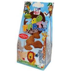 Biscuiti spelta orez cacao fara zahar bio 350 g