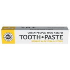 Pasta de dinti citrice si aloe vera bio 50 ml