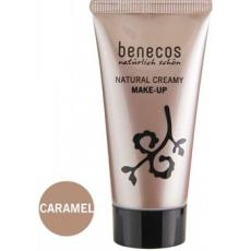 Fond de ten Natural Creamy Caramel bio 30 ml