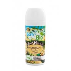 Deodorant floare de vanilie bio 75 ml