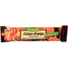 Baton cacao portocale si miere bio 40 g