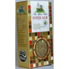 Piper alb macinat bio 50 g