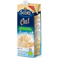 Lapte de ovaz cu calciu bio 1L