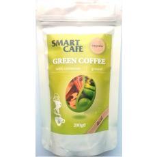 Cafea verde macinata dec cu scortisoara bio 200 g