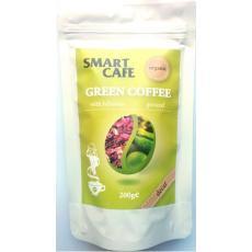 Cafea verde macinata decof cu hibiscus bio 200 g
