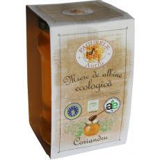 Miere de coriandru bio 400 g