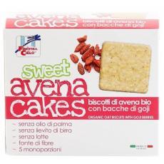 Biscuiti din ovaz cu goji fara zahar bio 250 g
