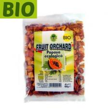 Papaya deshidratata bio 100 g