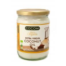 Ulei de cocos virgin bio 500 ml