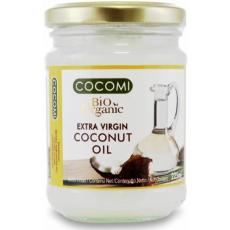 Ulei de cocos virgin bio 225 ml