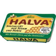 Halva din susan cu miere bio 75 g