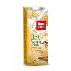 Lapte de ovaz cu vanilie bio 1 L