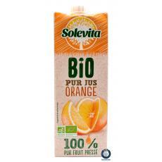 Suc de portocale bio 1L
