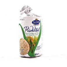 Rondele orez si ierburi aromate fara gluten bio 100 g