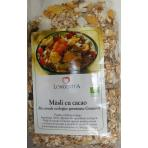 Musli cu cacao din cereale germinate bio 400 g