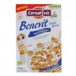 Cereale din hrisca si orez fara gluten bio 375 g