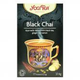 Ceai negru bio 17 plicuri