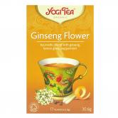 Ceai flori de ginseng bio 17 plicuri