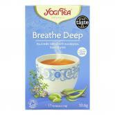 Ceai respiratie profunda bio 17 plicuri