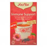 Ceai sprijin imunitar bio 17 plicuri