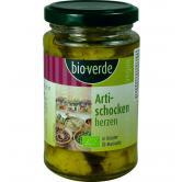 Anghinare marinata in ulei cu condimente bio 200 g