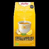 Ceai ghimbir si lamaie bio 90 g