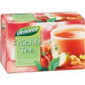 Ceai de fructe bio 20 plicuri