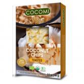 Chips din nuca de cocos copt bio 100 g