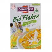 Cereale corn flakes fara zahar si gluten bio 375 g
