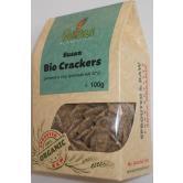 Crackers cu susan bio 100 g