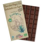 Ciocolata neagra 73% cacao fara zahar bio 100 g