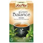 Ceai echilibru verde bio 17 plicuri