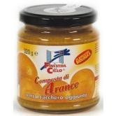 Gem de portocale fara zahar bio 320 g