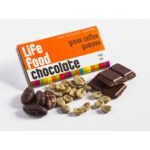 Ciocolata cu cafea verde si guarana raw bio 15 g