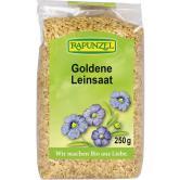 Seminte de in auriu bio 250 g