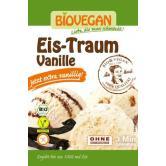Inghetata de vanilie pudra fara gluten bio 77 g